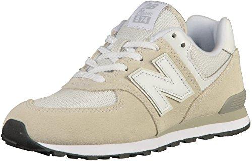 New Balance MäDchen Sneaker, Weiß - Bianco - Größe: 37.5 EU