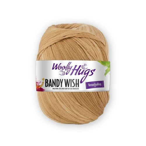 PRO LANA Bandy Wish Woolly Hug´S - Farbe: 080 - 100 g / ca. 210 m Wolle