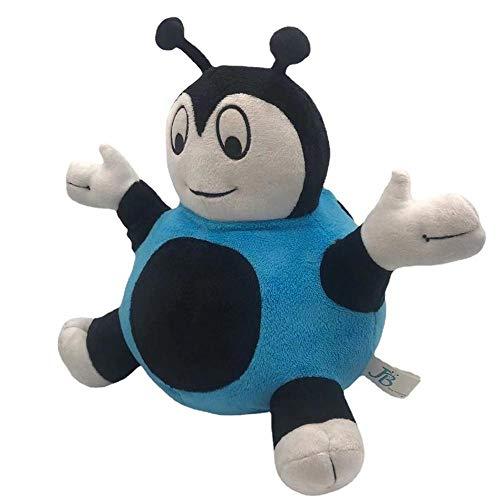 QIYA Animal Ladybug Muñecas De Felpa Lindas Muñecas De Felpa Relajantes Niños Y Niñas Juguetes De Noche