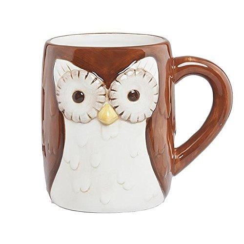 Woodsy Owl Mug Ceramic Coffee Cup