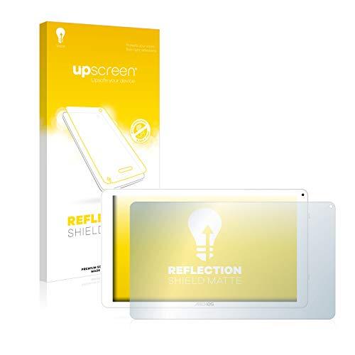 upscreen Entspiegelungs-Schutzfolie kompatibel mit Archos Access 101 WiFi – Anti-Reflex Bildschirmschutz-Folie Matt