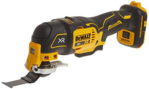 DEWALT 20V MAX XR Oscillating Tool, Brushless,...