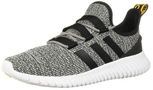 adidas Men's Kaptur Sneaker, Grey/Black/raw White, 9 M US