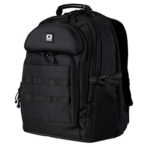 "Ogio Alpha Prospect Backpack (14""L x 8""W x 18""H, Black)"