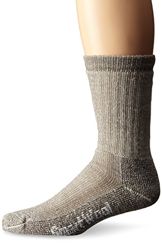 Smartwool Trekking Crew Socks - Men's Heavy Cushioned Wool Performance Sock (TAUPE, XL)
