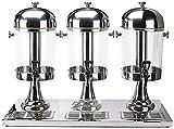 Grifo Cerveza, Dispensador de Cerveza, Dispensador De Bebidas Máquina For Hacer Hielo Comercial Tres Principales Calefacción Bebida Máquina Expendedora Máquina De Jugo Máquina De Bebidas De Té Máquina