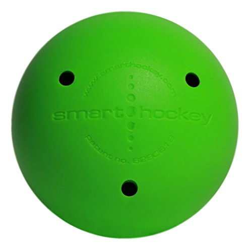 Smarthockey Smart Hockey 6oz Hockey Training Ball - GREEN 1-PACK