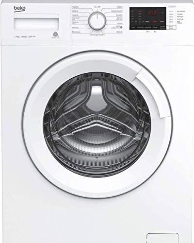 Lavatrice Slim Carica Frontale, 6 kg, Classe A+++, 1000 giri