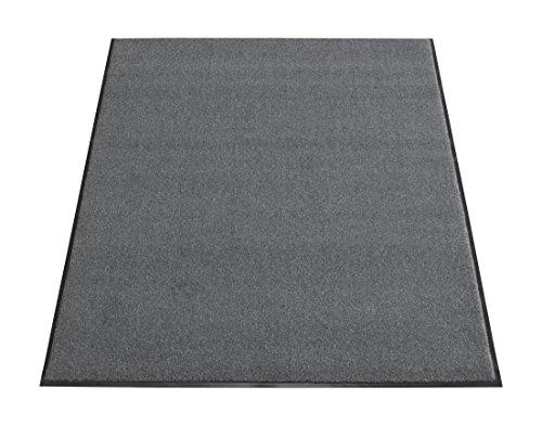 Miltex 31021 Felpudo olefina, Gris, 91 x 150 cm