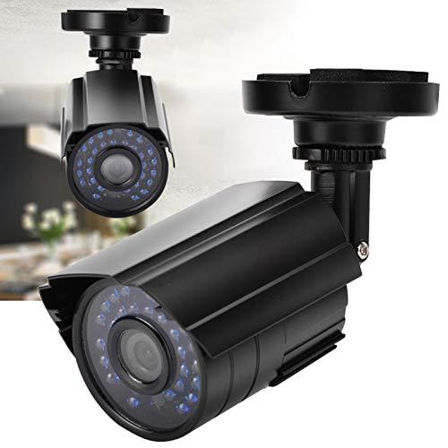 Vipxyc AHD 2000TVL 1080P HD Cámara Impermeable Lorex 1080p HD Cámara de Seguridad Impermeable para Interiores/Exteriores Cámara de Seguridad Impermeable Cámara de Seguridad(NTSC System)