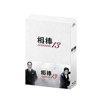 相棒season13 ブルーレイBOX(6枚組) [Blu-ray]