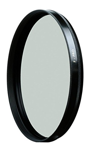 B+W Zirkularer Polarisationsfilter Käsemann (105mm, High Transmission, MRC, F-Pro, 16x vergütet, Professional)