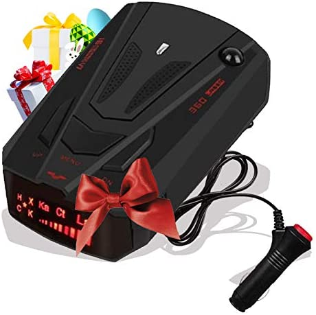 2021 Newest Radar Detector for Cars Laser Radar Detector Voice Prompt Speed Vehicle Speed Alarm product image