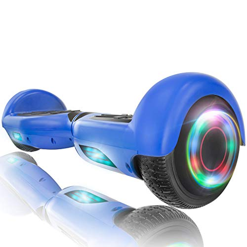 XPRIT Easter Sale Hoverboard w/Bluetooth Speaker (Blue)