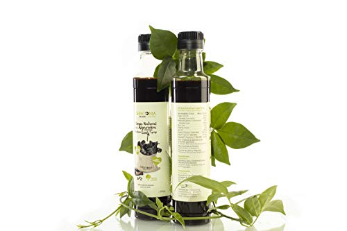 Sirope Natural de Algarroba,250 ml