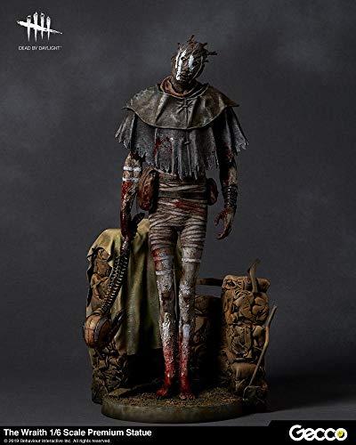 Estatua The Wraith 36 cm. Dead By Daylight. Gecco. 1:6. Con luz