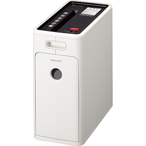 Sale!! Kokuyo deskside shredder S-tray white KPS-X120W