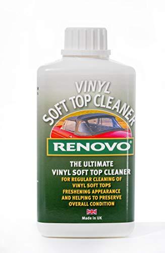 Renovo International 500ml Vinyl Soft Top Cleaner