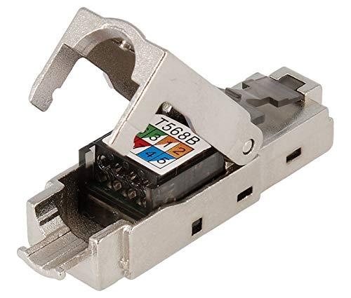 NIMO Conector RJ45 Cat.6 FTP Macho Tool-Less
