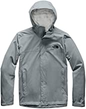 The North Face Men's Venture 2 Jacket, Mid Grey/Mid Grey, Large