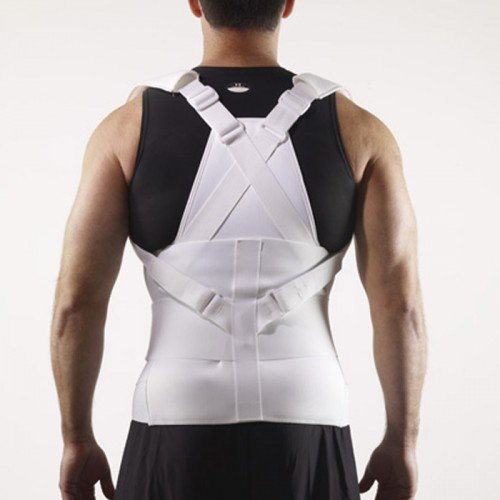 Corflex Thoracolumbar Support-L White Fashionable Sale Special Price -