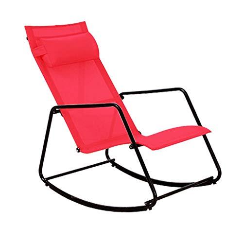 AI LI WEI Home Outdoor/schommelstoel Vieja vrijetijdsstoel Sun, eenvoudig en elegant, veilig en comfortabel