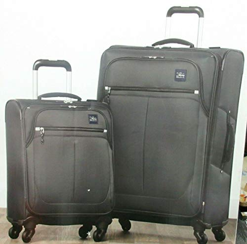 The Skyway Luggage BNIB 2 Piece Set Suitcase Cabin Hand Bag Expandable
