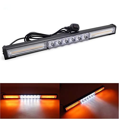 Hehemm 54/LED Flash Lumi/ère stroboscopique durgence pour voiture automobile Grille frontale du pont Strobe Clignotant lampe