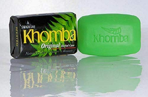 Original Kohomba Ayurveda Herbal Soap Neem tree Body Bath Skin Clean & Clear x 3