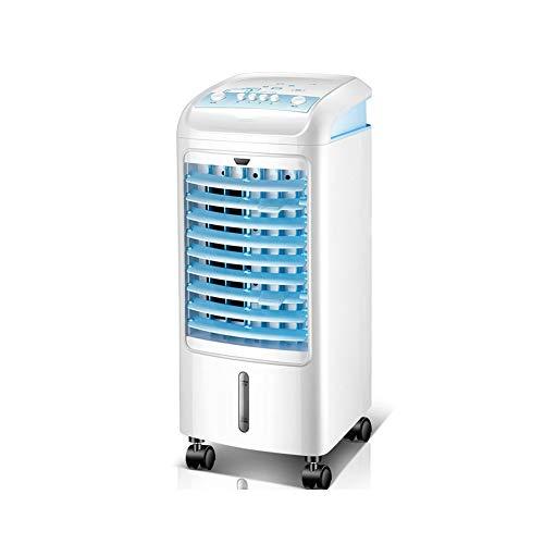 LCLLXB Humidificador Ventilador de Escritorio,Personal USB Table Fan Pequeño Evaporativo Enfriador Humídrico de Aire para el Hogar y la Oficina