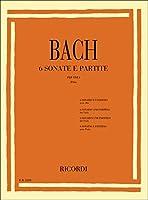 BACH - Sonatas (6) (BWV:1001 a 1006) y Partitas para Viola (Polo)