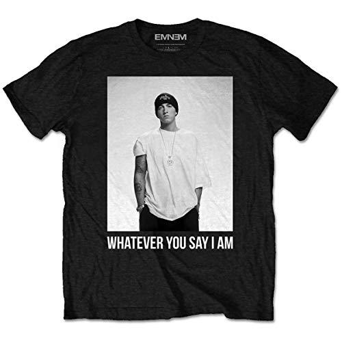 Unknown Herren T-Shirt, Gr. L, Schwarz