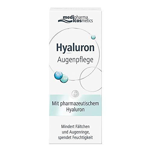 Medipharma Hyaluron Augenpflege Creme, 15 ml