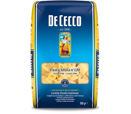 De Cecco - Pasta mista, di Semola di Grano Duro - 500 g