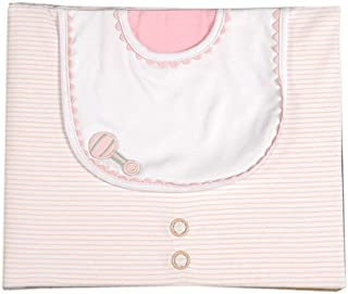 UNIFORMED Baby Girl Keepsake Album, 8 by 8-Inch