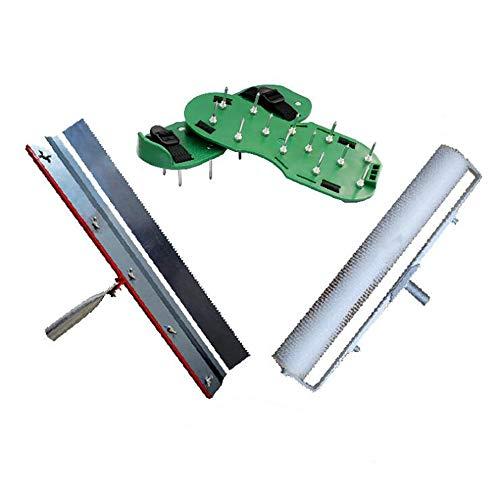 SKLLA bouwdoos, PVC vloerbouw kunststof speelplaats speciaal gereedschap (platte schop + scraper)