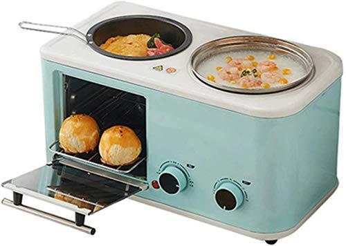 Mini-Ofen und Grill 3 in 1...