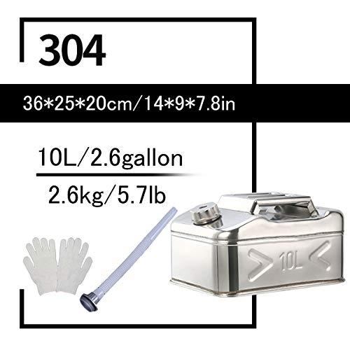 housesweet 5.5L Kunststoff Heiz/öl Benzin Gas Kraftstofftank f/ür Auto LKW Motorrad Air Diesel Standheizung