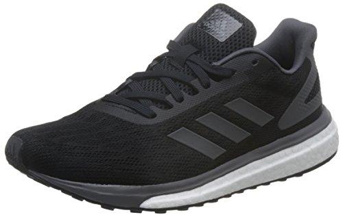 Adidas Response Lt W, Zapatillas de Running para Mujer, Negro (Negbas/Gricin/Ftwbla), 38 EU