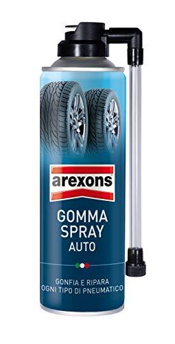 Arexons 8473Reifen-Reparatur-Spray. Dichtet platte Reifen und pumpt sie wieder auf.