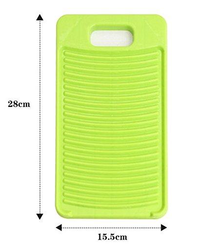 MZD plástico Mini tabla lavar lavado Junta
