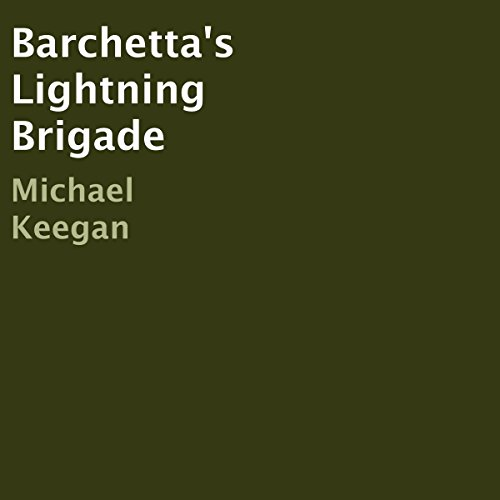 Barchetta's Lightning Brigade audiobook cover art