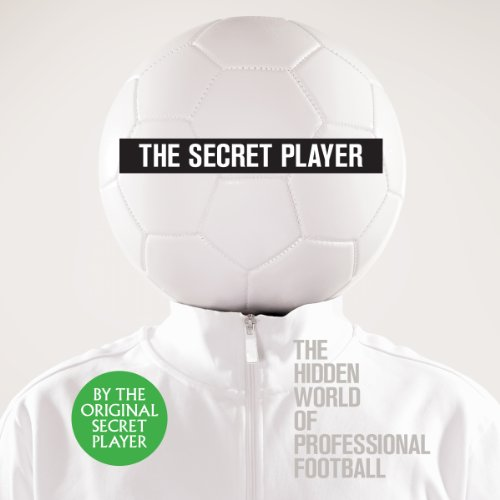 The Secret Player audiobook cover art