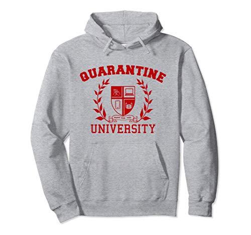 Quarantine University Pullover Hoodie