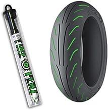 Kemeko タイヤペンズ単品 TIRE PENZ単品 ペイントマーカー タイヤペン H/GN グリーン
