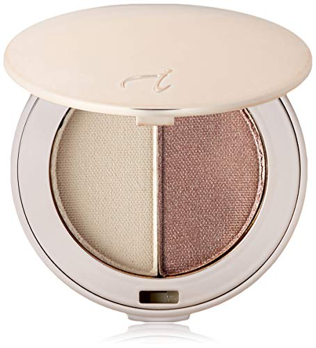 jane iredale Duo Eye Shadow, Oyster/ Supernova, 1er Pack (1 x 2.8 g)