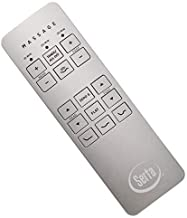 Serta Motion Perfect 2 or 3 (II or III) Replacement Remote Control for Adjustable Beds