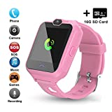 [Updated 2019 Version] Smart Watch for Kids Include [16GB...