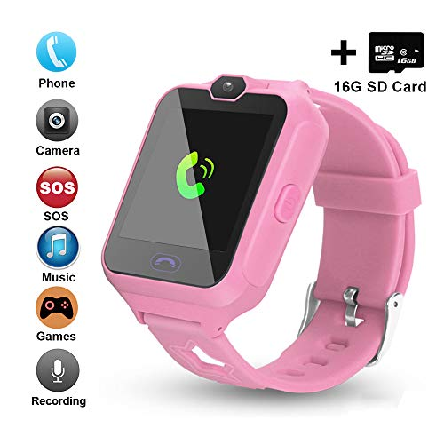 [Updated 2019 Version] Smart Watch for...