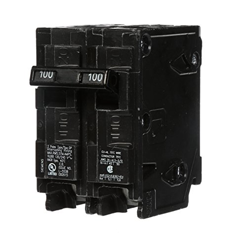 Q2100 100-Amp Double Pole Type QP Circuit Breaker